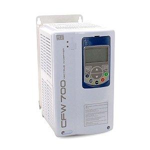 Inversor de Frequencia Weg CFW700 Trifasico 15CV 380V 24A