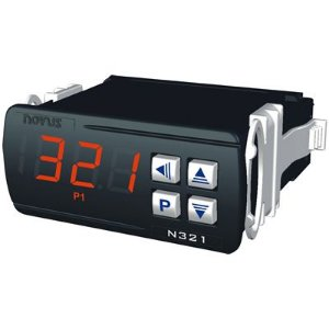 Controlador Temperatura Refrigeração ou Aquecimento Novus N321 NTC