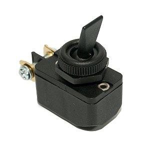 Chave Cs 301-d Preto Plastica TIC TAC Liga / Desl 6a Margirius
