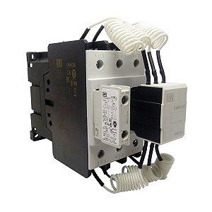 Contator Manobra de Capacitor Weg CWMC65 220V 65A 1NA