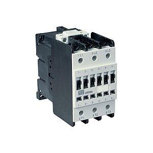 Contator Tripolar CWM65-22-30V26 65A 2NA+2NF 220V Weg