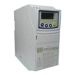 Inversor de Frequencia Weg CFW300 0,33CV 127V