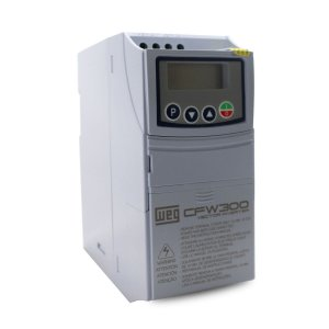 Inversor de Frequencia Weg CFW300 Tri 0,5CV 220V 2,6A S/P