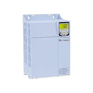 Inversor de Frequência Weg CFW500 Tri 20cv 56A 220V C/P-IOS