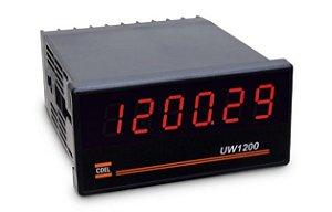 Tacometro Digital UW-1200 110-220VAC/50-60Hz COEL