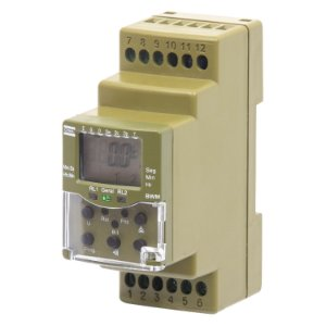 Rele de Tempo Programavel COEL BWM-HRRP 100A 240VCA/VCC