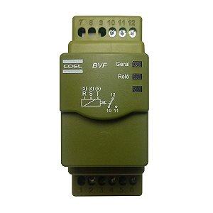 Rele Falta de Fase Trifásico Digital 208A 480Vca BVF1 Coel
