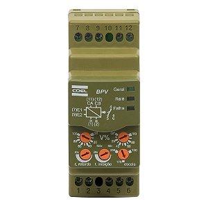 Monitor De Tensão Coel Monofásico Max e Min BPV 100/240V