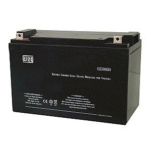 Bateria Selada para Nobreak Alarme Weg VRLA 1,3Ah 12V