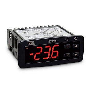 Controlador Digital Temperatura para Refrigeração Z31E 100/240VCA