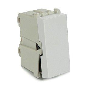 Modulo Interruptor Simples 10A Refinatto Weg Branco