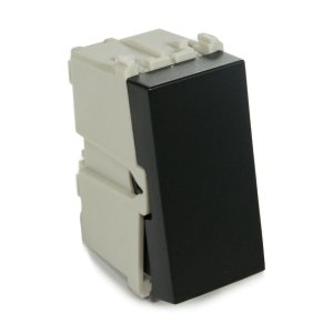 Modulo Interruptor Paralelo 10A Refinatto Weg Preto