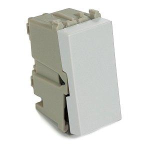 Modulo Interruptor Paralelo 10A Refinatto Weg Branco