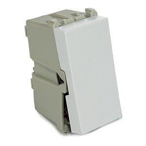 Modulo Pulsador Universal 10A Refinatto Weg Branco