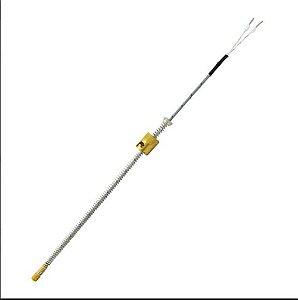 Termopar Flexível TFX12 Tipo J 6mm 2Mt