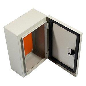 Caixa para Painel de Comando Eletrico 30x20x15 View Tech