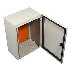 Caixa para Painel de Comando Eletrico 40x30x20 View Tech