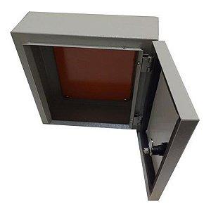 Caixa Montagem Hermetica Quadro Comando 80x50x25