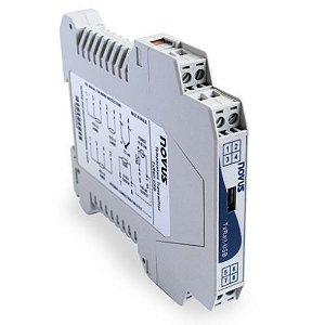 Transmissor de Temperatura Novus TxRail USB Trilho Din