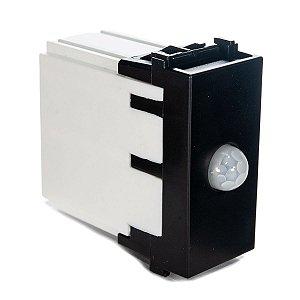 Modulo Sensor de Presença Bivolt 127/220 Refinatto Preto