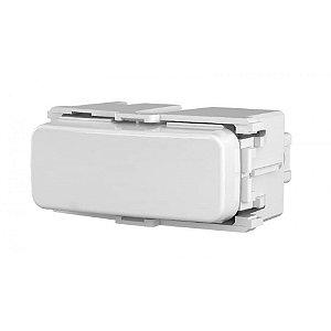 Modulo Interruptor Bipolar Branco 10A 250V Compose Weg