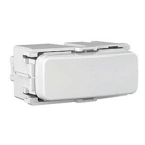 Modulo Interruptor Bipolar Paralelo Branco 10A 250V Compose Weg