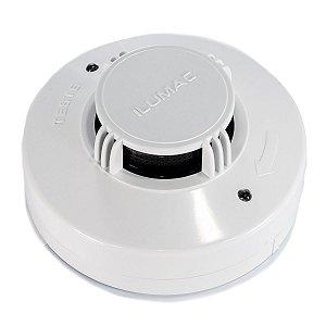 Detector de Fumaça Optico Ilumac 24Vcc