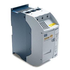 Chave de Partida Soft Starter Weg SSW05 60A 220-440V