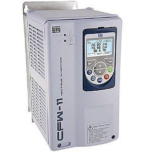 Inversor de Frequência Weg CFW11 Tri 200CV 312A 380 ou 440V