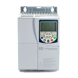 Inversor de Frequência Weg CFW500 Tri 10cv 16A 380V ou 440V C/P-IOS