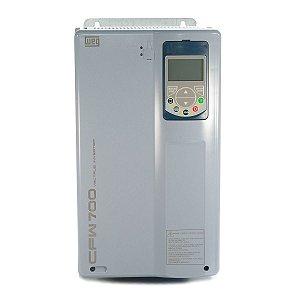 Inversor de Frequência Weg CFW700 Tri 25cv 70A 220V