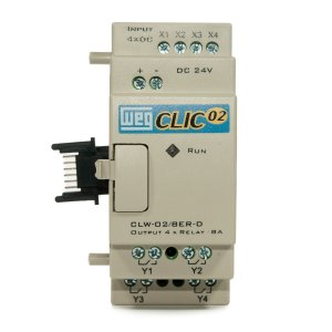 Expansao Clic02 8ER D 24Vdc 60mA Weg