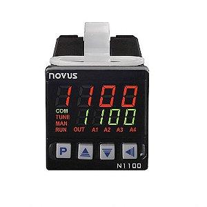 Controlador de Processos Universal N1100 100~240Vca/vcc USB Novus