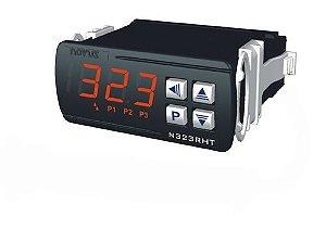 Controlador de Umidade e Temperatura N323-RHT (Chocadeira) Novus