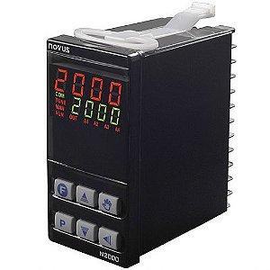 Controlador de Processos Universal N2000 USB Novus