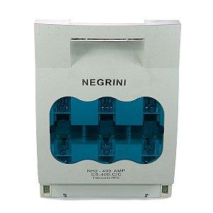 Chave Seccionadora NH2 400A para Fusiveis Negrini