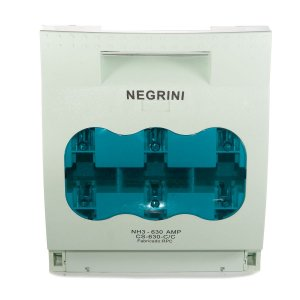 Chave Seccionadora NH3 630A para Fusiveis Negrini