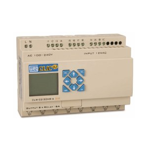 Controlador Logico Programavel CLW-02 12HT-D 3RD Clic02 24Vcc Weg