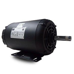 Motor Trifásico de Indução Weg 2CV 4P 220/380V com pés