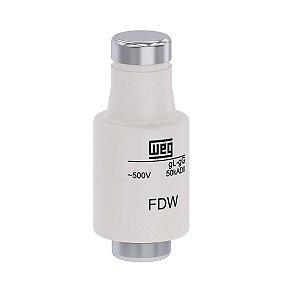 Fusivel Retardado Weg D gL/gG FDW--63S