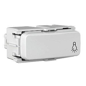 Modulo Pulsador Minuteria Branco 10A 250V Compose Weg