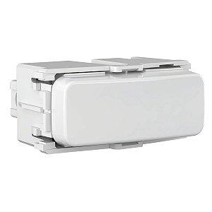 Modulo Pulsador Universal Branco 10A 250V Compose Weg