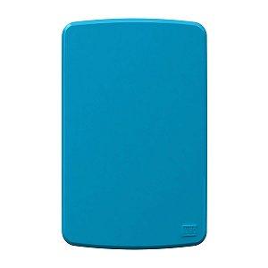 Placa 4x2 Cega Azul Compose Weg