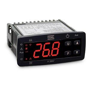 Controlador Umidade Temperatura Y39U-HRRR-PTH 100-240Vca Coel