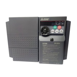 Inversor de Frequencia Mitsubishi D700 Trifasico 16,5A 220V 5CV