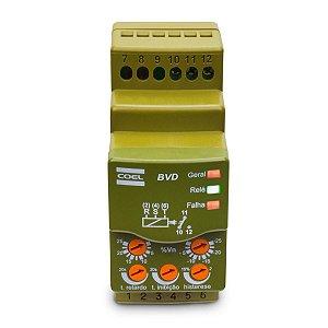 Monitor de Tensão Trifásico Coel BVDD 220Vca