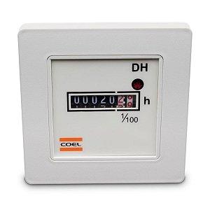 Totalizador de Horas Coel DH 1-100Hrs 220Vca