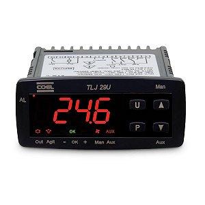 Controlador de Temperatura Coel Chocadeira TLJ29U 100-240Vca