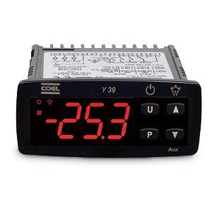 Controlador de Temperatura Refrigeração Y39 Red 100-240Vca Coel