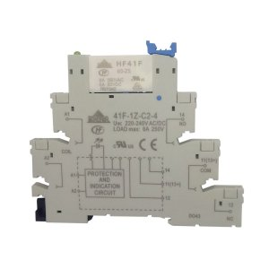 Rele de Interface Slim 220Vac/dc 1 Rev. Proauto